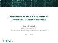 Prof Jim Hall - ITRC
