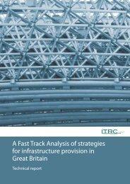 Full technical report - ITRC