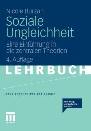 Broschuere Soziale Ungleichheit - Bund/Länder und Gemeinden ...