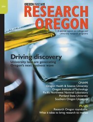 Driving discovery - ITS Lab - Portland State University