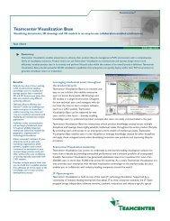 Teamcenter Visualization Base - Industrial Technology Systems, sro