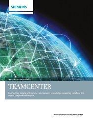 Teamcenter Overview Brochure