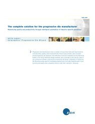 pdw white paper - Industrial Technology Systems, sro