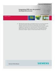 Integrating CFD into the product development process - Industrial ...