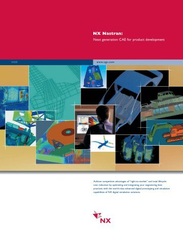 nx nastran 6/04.qxd - Industrial Technology Systems, sro