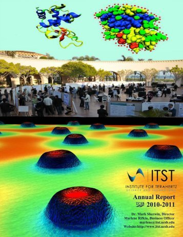 2010-2011 - ITST - University of California, Santa Barbara