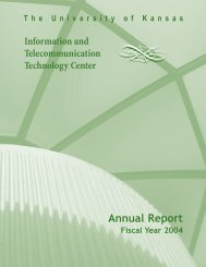 Annual Report - Information and Telecommunication Technology ...