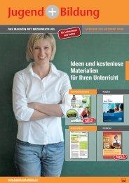 Ideen und kostenlose Materialien für Ihren Unterricht - Jugend und ...
