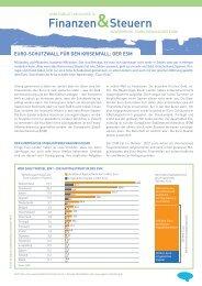 Euro-Schutzwall für den Krisenfall - Bundesministerium der Finanzen