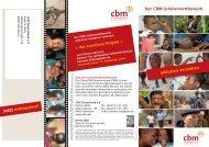 Info-Flyer - Jugend und Bildung