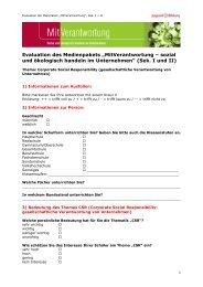 Jetzt Evaluation als PDF öffnen - Jugend und Bildung