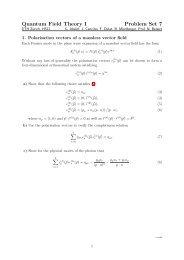 Problem Set 07 (05.11.–12.11.) (PDF, 140 kB)