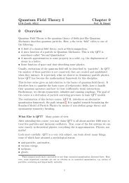 Complete Lecture Notes (PDF, 1.8 MB) - Institute for Theoretical ...
