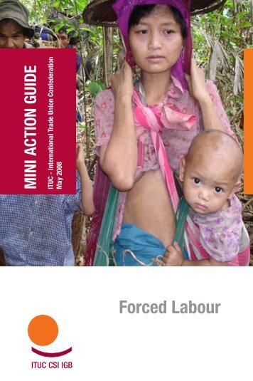 Forced Labour - International Labour Organization