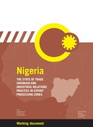 Nigeria - International Labour Organization