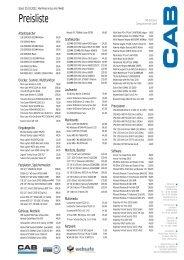 Zum Download - CAB Solutions Computervertriebs Gmbh