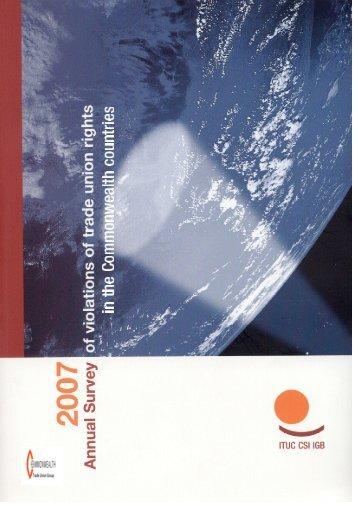 report - ITUC