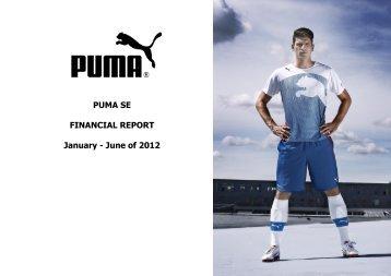 puma ag investor relations