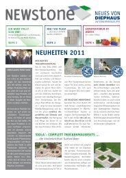 Neuheiten 2011 - Diephaus