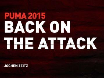 PUMA 2015 - About PUMA