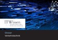 Verkehrstechnik Glossar Verkehrstechnik - IT Wissen.info