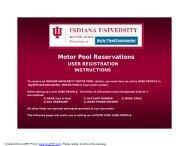 establish an active system profile (PDF) - Indiana University