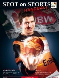 Spot on Sports Handball  Nr.002
