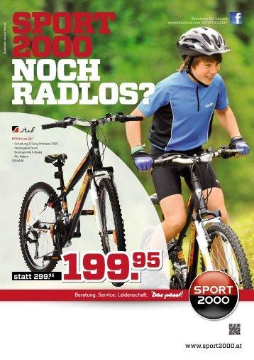 SPORT 2000 Bike Katalog 2014