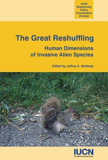 The Great Reshuffling - IUCN
