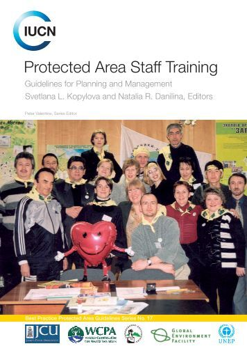 Protected Area Staff Training: Guidelines for Planning and - IUCN