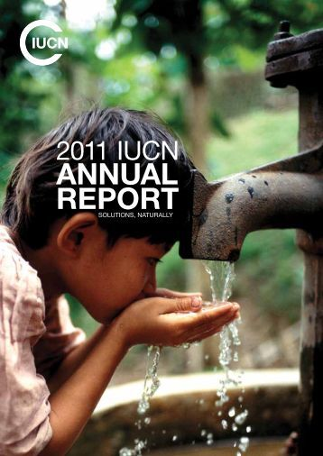 ANNUAL REPORT - IUCN