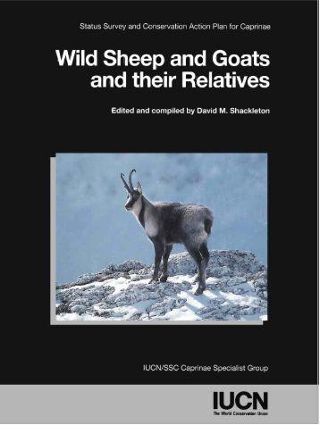Wild Sheep and Goats - IUCN