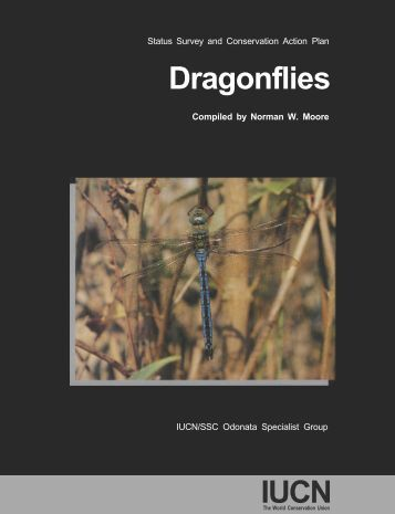 Dragonflies - Status Survey and Conservation Action Plan - IUCN