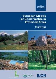 European Models of Good Practice in Protected Areas - Herbari Virtual