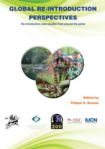 Global re-introduction perspectives - IUCN