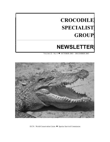 size: 2051KB - Crocodile Specialist Group