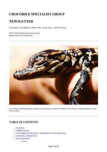size: 1035KB - Crocodile Specialist Group