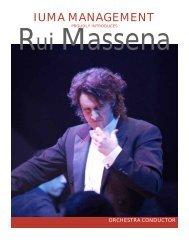 massena promo - IUMA Management