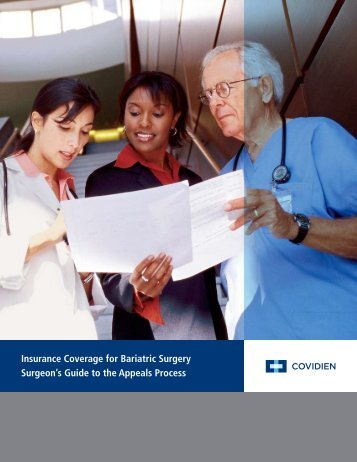 Insurance Coverage for Bariatric Surgery ... - Bariatric Surgeons