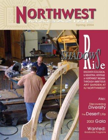 Spring 2004 - Indiana University Northwest