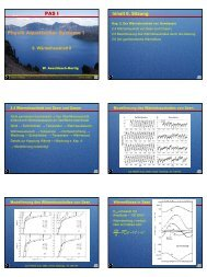 Folie 1 - Institut für Umweltphysik