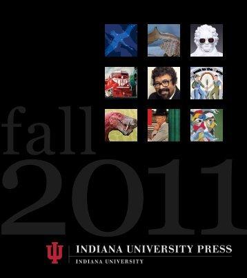 Indiana Indiana - Indiana University Press
