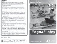 Yoga&Pilates - IU Campus Recreational Sports