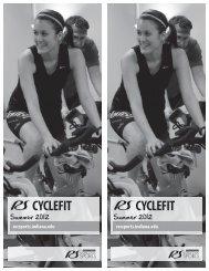 CYCLEFIT CYCLEFIT - IU Campus Recreational Sports
