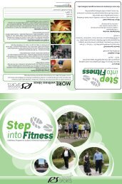 MORE wellness ideas - IU Campus Recreational Sports