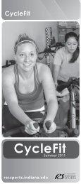 CycleFit - IU Campus Recreational Sports