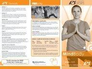 MindBody - IU Campus Recreational Sports