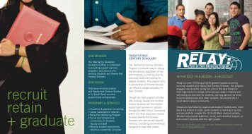 Download the office brochure - Indiana University South Bend