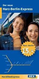 Der neue Harz-Berlin-Express 15