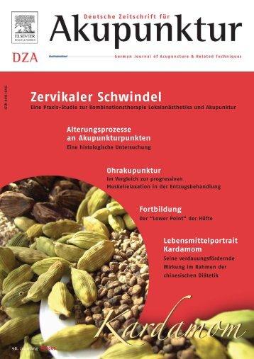 Zervikaler Schwindel - Dr. Siedentopp